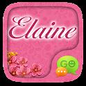GO SMS PRO ELAINEL THEME icon