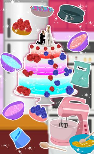 Cooking Tasty Wedding Cake 4.1 screenshots 10