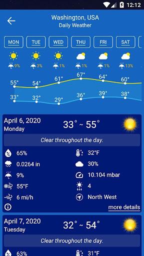 Weather Forecast screenshot 15
