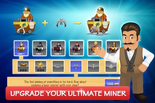 Gold Miner Vegas apk screenshot