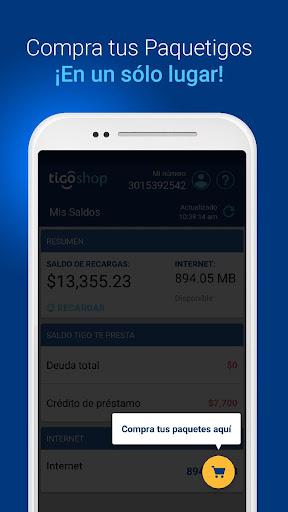Tigo Shop Colombia 2.0.5 screenshots 2