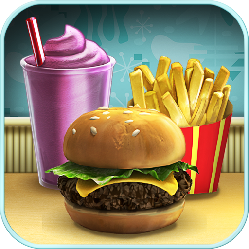 Burger Shop - Free Cooking Game Icon