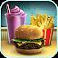 Burger Shop – Free Cooking Game icon