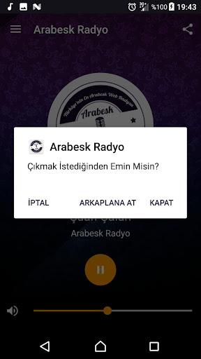 arabesk radyo screenshot 3