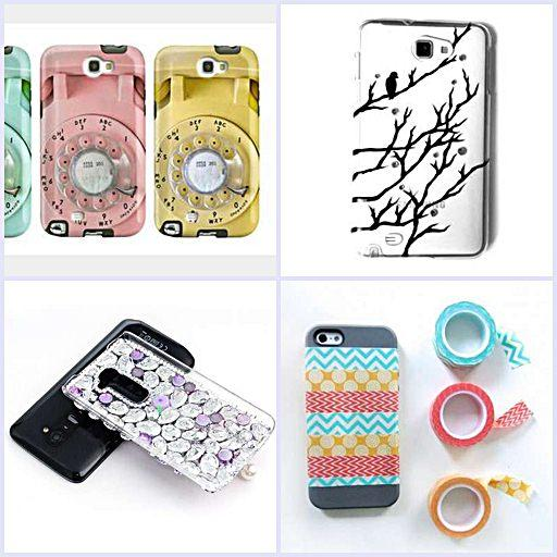 Diy decorative phone case android apps on google play for How to make phone cases at home