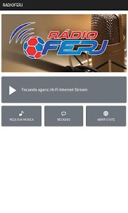 Rádio FERJ- screenshot thumbnail