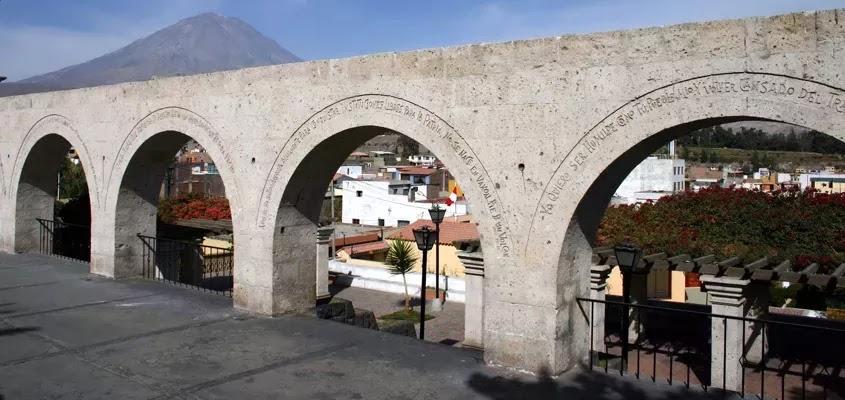 mirador yanahuara | CITY TOUR AREQUIPA
