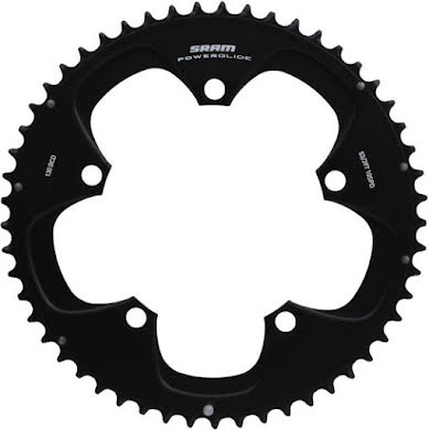 SRAM Red/Force 50T 110mm Black Chainring alternate image 0