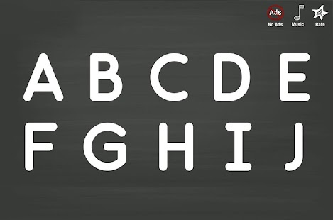 Trace Letters & Words- screenshot thumbnail