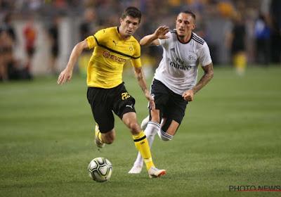 Un équipier d'Axel Witsel bientôt aux côtés d'Eden Hazard ?