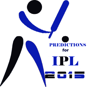 Predictions for IPL 2015