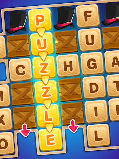Letters of Gold - Word Search Game With Levels- screenshot thumbnail