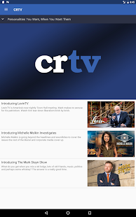 CRTV- screenshot thumbnail