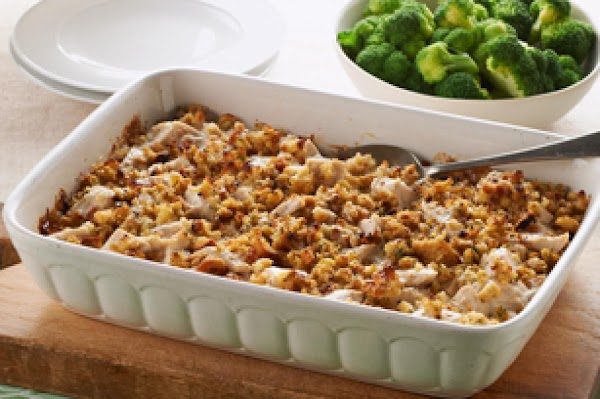 One-dish Chicken Bake Recipe
