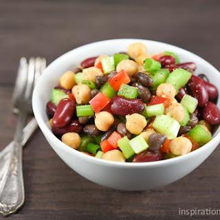 3 Bean Salad.