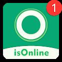 isOnline: Last Seen Notification icon