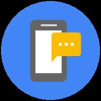 Validation par SMS ou appel téléphonique de Google