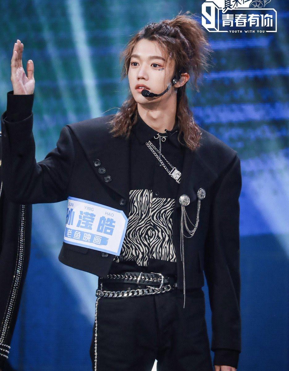 sun yinghao ywy