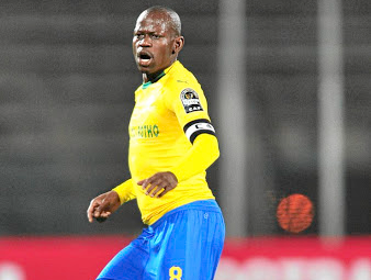 Premier challenge: Sundowns captain Hlompho Kekana will be up against some familiar faces when his team meets Kaizer Chiefs in the season opener on Saturday. Picture: SAMUEL SHIVAMBU/ BACKPAGEPIX