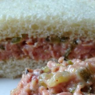 Bologna Sandwich Spread Recipes