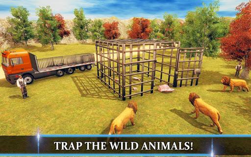 Wild Animal Transporter Truck Simulator Games 2018 screenshots 16