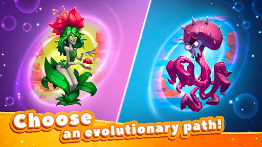 Tap Tap Monsters: Evolution Clicker 1.5.5 Mod screenshots 2