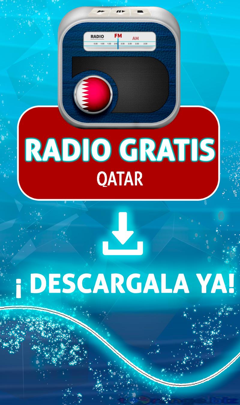 Скриншот Radio Qatar Gratis