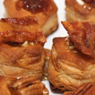 Dijon Bacon Pecan Bites