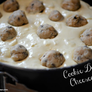 Cookie Dough Cheesecake Recipe