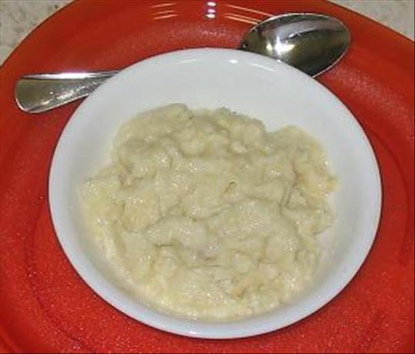 Cracker Pudding Recipe