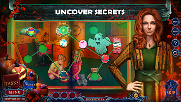 Hidden Objects - Halloween Chronicles: Monsters
