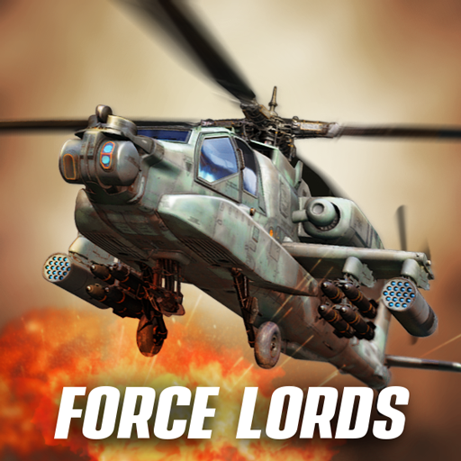 Air Force Lords: Free Mobile Gunship Battle Game