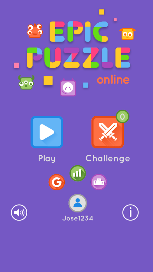 Epic Puzzle Battle Game- screenshot