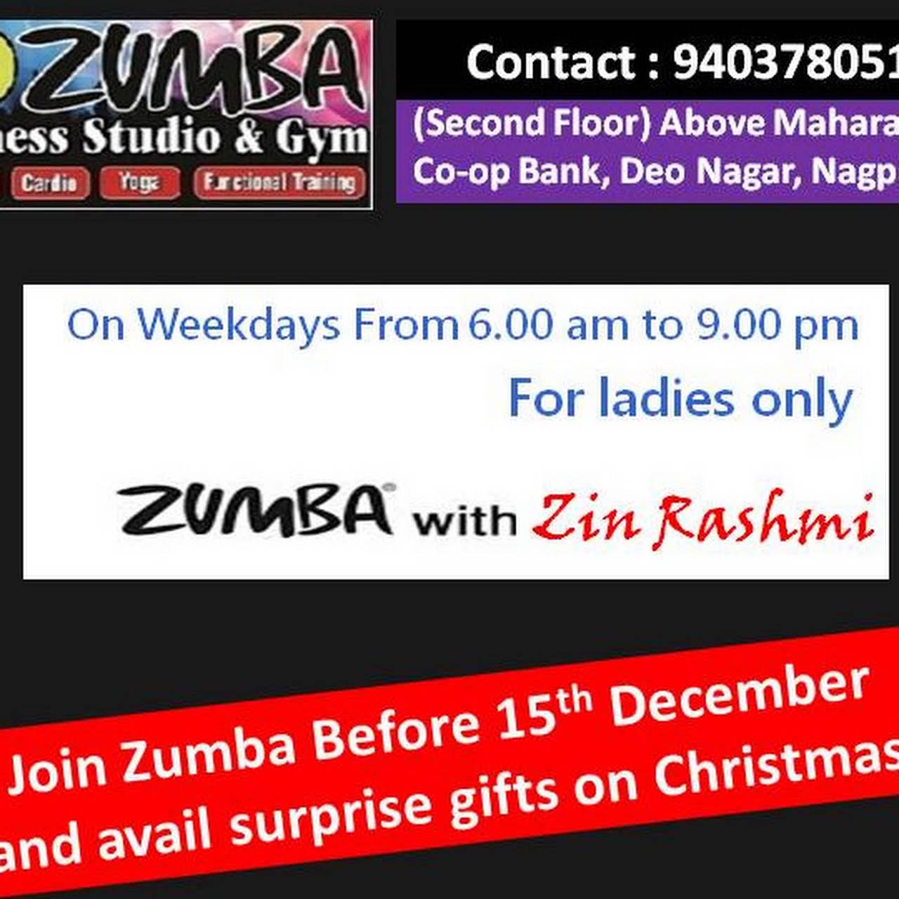Zumba Fitness Studio Gym Gym In Nagpur