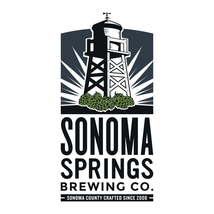 Logo of Sonoma Springs Subtropical Gold IPA