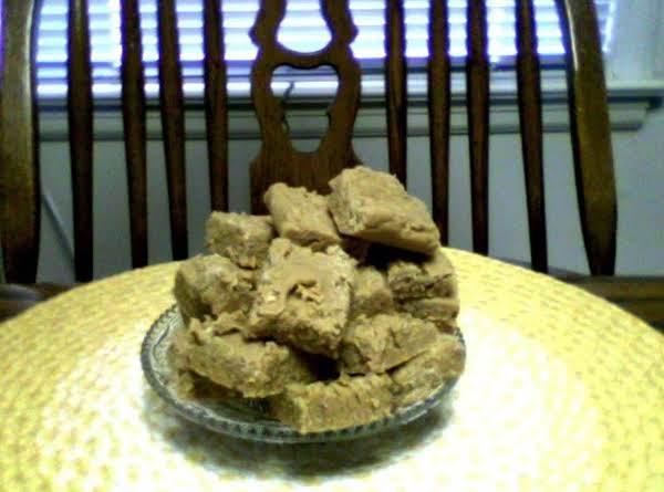 Bea's Peanut Butter Fudge Recipe