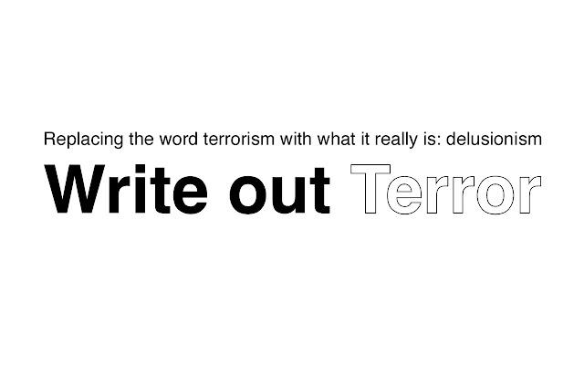 Write out Terror