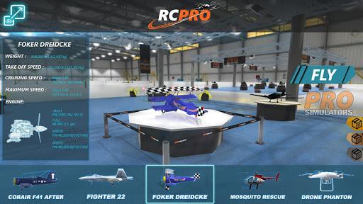 Pro RC Remote Control Flight Simulator Free  screenshots 3