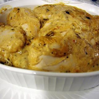 Angel Chicken Pasta.