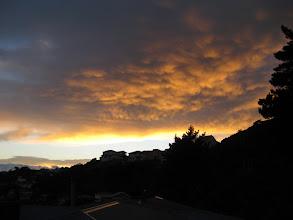 Photo: Wellington sunrise - 5 June 2009