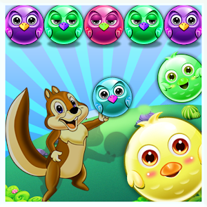 Puzzle Bubble Bird Shooter for PC and MAC