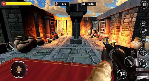 FPS Shooting Gun War - Counter Critical Strike CS screenshots 3