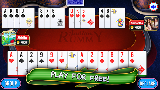 Rummy- screenshot thumbnail