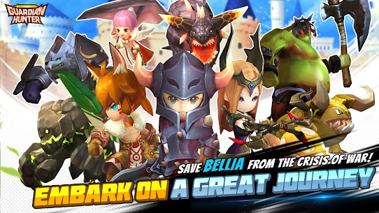 Guardian Hunter: SuperBrawlRPG Mod 13.9.2.00 Apk [Unlimited Money] 1