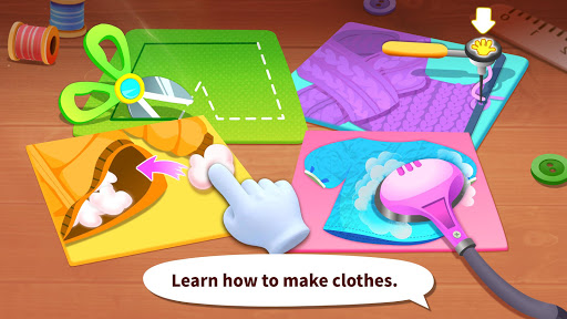 Baby Panda's Fashion Dress Up Game 8.48.00.05 screenshots 2