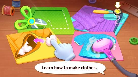 Baby Panda's Fashion Dress Up Game 2