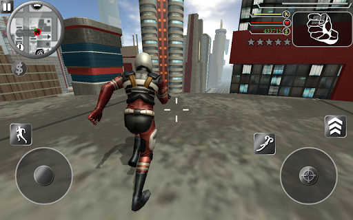 Rope Superhero Unlimited 1.1 screenshots 1