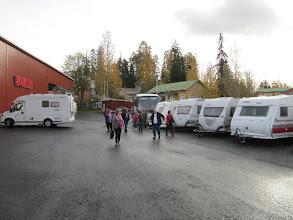 Photo: Tutustuimme Caravan Pitkäseen.
