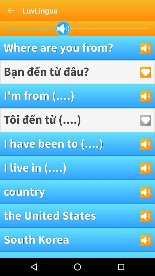 Learn Vietnamese Language- screenshot