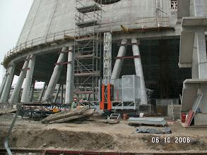 Photo: 2007 10 06 - Platforma Tp - przygotowanie do Instalacji